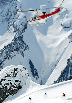 Beginners Guide to Heliskiing