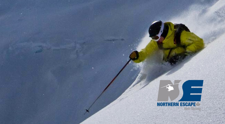 Win a 4 Day Trip to Norther Escape Heliskiing!